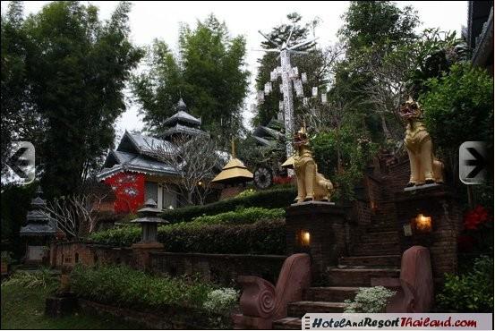 Phu Jaya Mini Resort ChiangMai Thailand