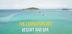 พาไปที่พักริมทะเลสวยๆ ถ่ายรูปเก๋ๆ ที่ The Cinnamon Art Resort