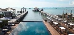 เคบ บางเสร่ อยู่ไทยก็ได้ฟีล Maldive ในราคาประหยัดกว่าหลายเท่า