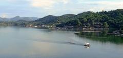 Rayaburi Resort รีสอร์ทสุดหรู สไตล์บาหลี ท่ามกลางขุนเขา เหนือเขื่อนศรีนครินทร์